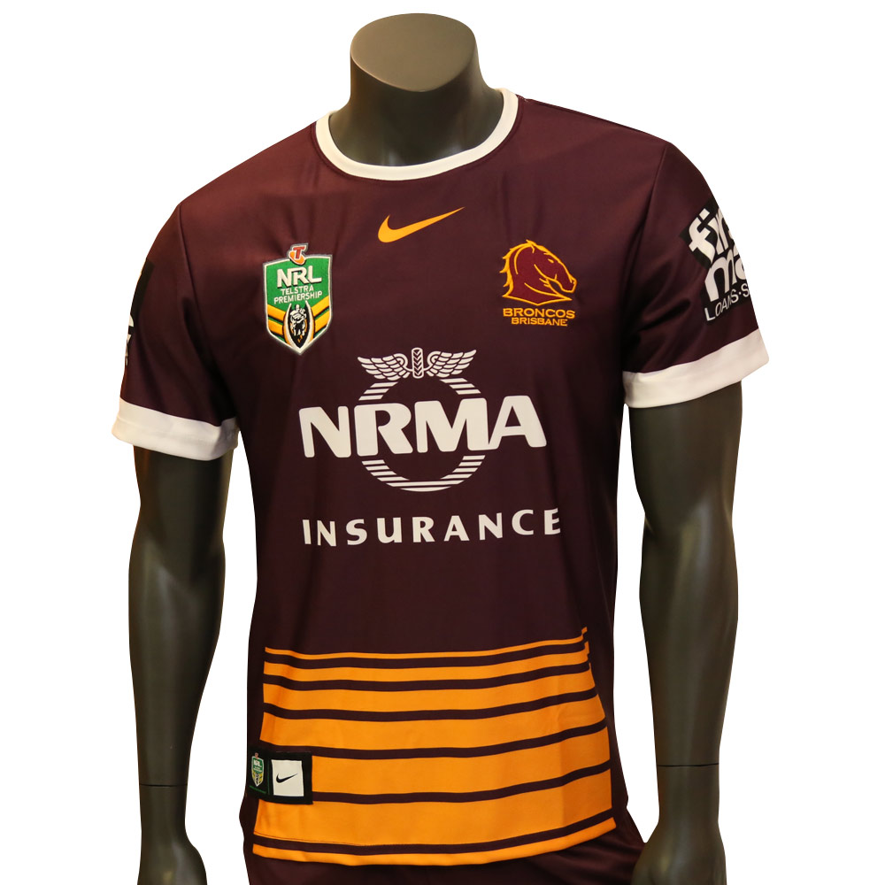 mens 2016 home jersey broncos superstore